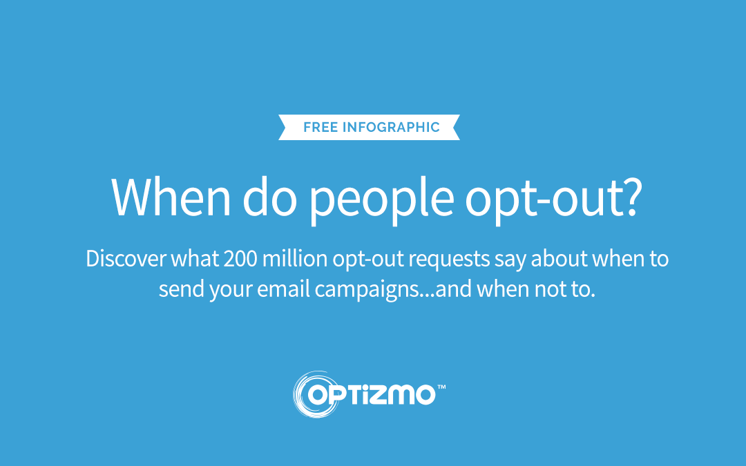 OPTIZMO™ Releases New Email Opt-Out Infographic