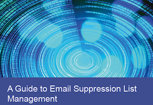 OPTIZMO™ Releases Guide to Email Suppression List Management