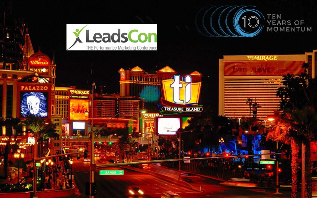 LeadsCon Las Vegas 2019