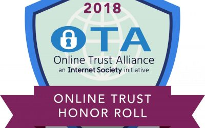 OPTIZMO™ Named to the 2019 Online Trust Alliance Honor Roll