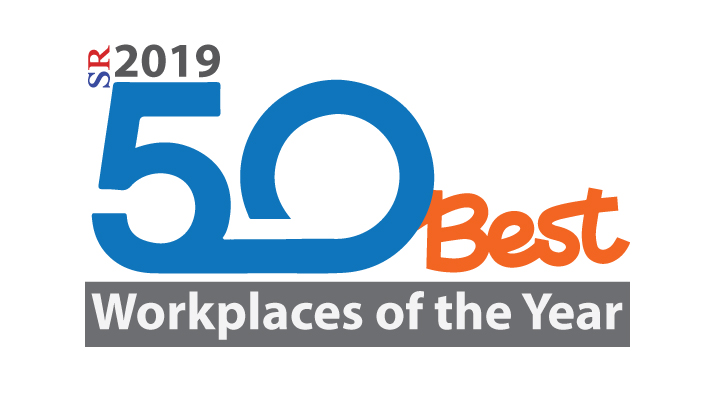 OPTIZMO™ Featured on the Silicon Review Top 50 Best Workplaces List for 2019