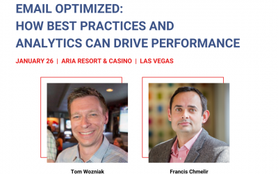 OPTIZMO™ to Sponsor and Present at MailCon Las Vegas 2020