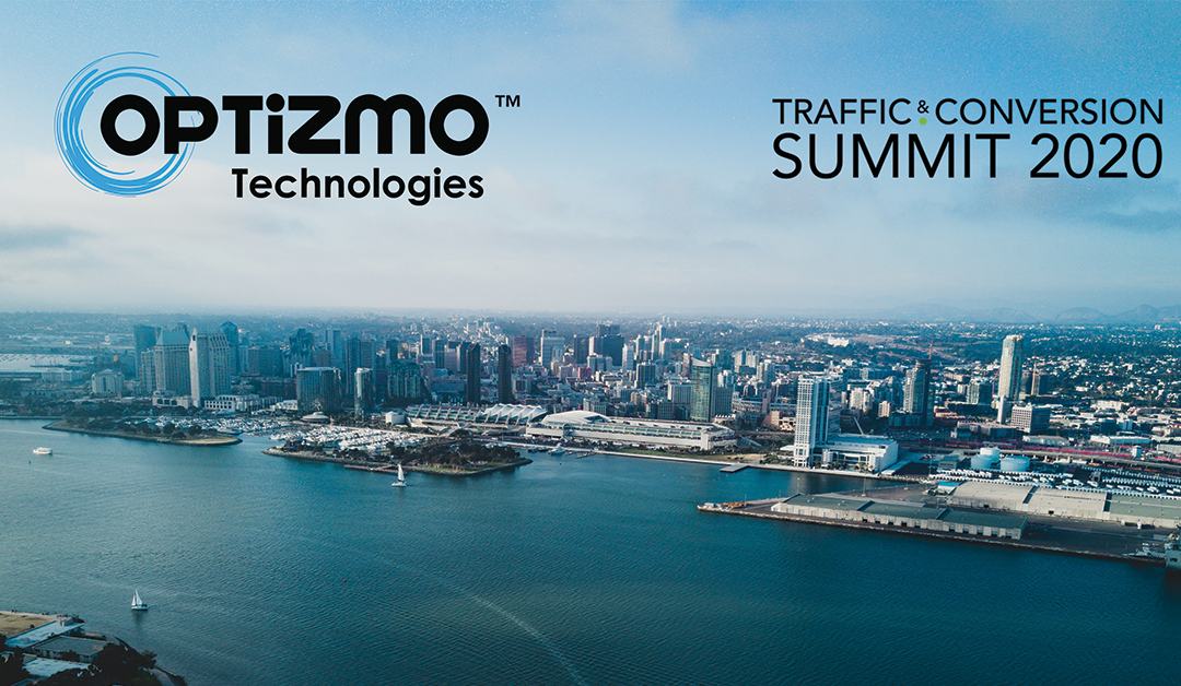 OPTIZMO™ to Sponsor the Traffic & Conversion Summit 2020
