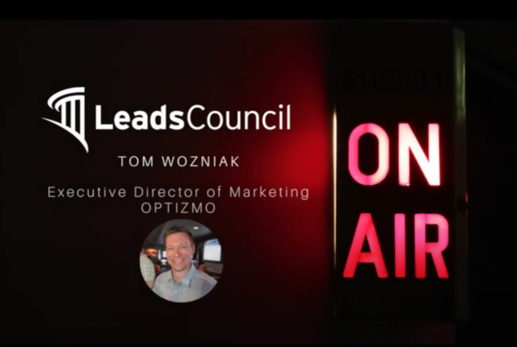 LeadsCouncil On-Air Podcast with Tom Wozniak