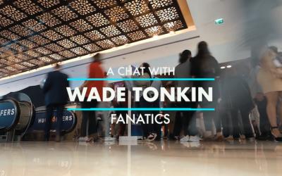 Affiliate Grand Slam Dubai 2021 – A Chat with Wade Tonkin